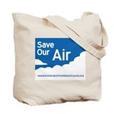 Clean water Tote Bag