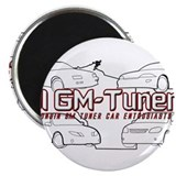 "WIGM Multi Car Logo 2.25"" Magnet (10 pack)"
