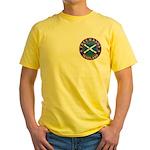 Scottish Masons Yellow T-Shirt