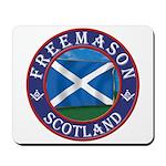 Scottish Masons Mousepad
