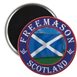 Scottish Masons Magnet