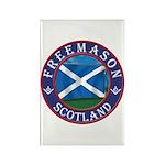 Scottish Masons Rectangle Magnet (10 pack)