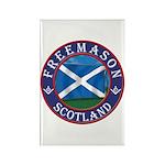 Scottish Masons Rectangle Magnet (100 pack)
