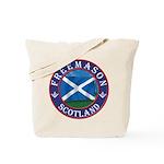 Scottish Masons Tote Bag