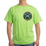 Scottish Masons Green T-Shirt