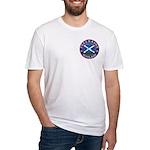 Scottish Masons Fitted T-Shirt