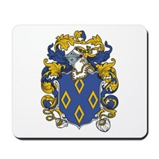 Millard Coat of Arms Mousepad