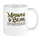 Mama Bear Small Mugs