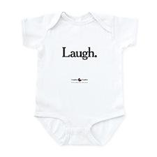 Laugh Infant Bodysuit