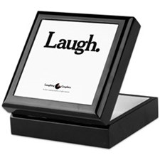 Laugh Keepsake Box