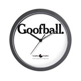 Goofball Wall Clock