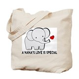 Nana Tote Bag