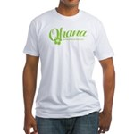 Geeks Central Ohana Fitted T-Shirt