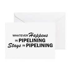 Whatever Happens - Pipelining Greeting Cards (Pk o