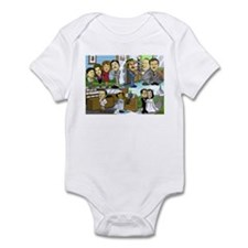 Great Gildersleeve Onesie