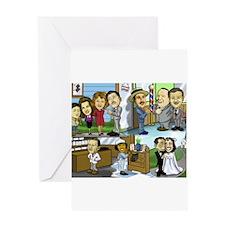 Great Gildersleeve Greeting Card