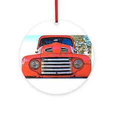 Cute Ford Ornament (Round)