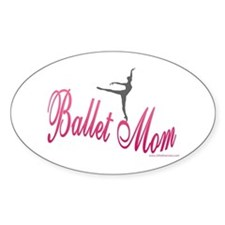 Ballet Mom Decal