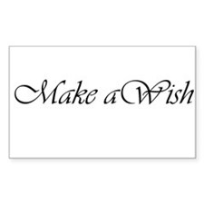 Make a Wish Decal