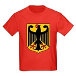 BUNDESREPUBLIK DEUTSCHLAND Kids Dark T-Shirt