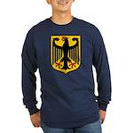 BUNDESREPUBLIK DEUTSCHLAND Long Sleeve Dark T-Shir