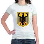 BUNDESREPUBLIK DEUTSCHLAND Jr. Ringer T-Shirt