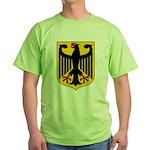 BUNDESREPUBLIK DEUTSCHLAND Green T-Shirt