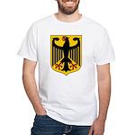 BUNDESREPUBLIK DEUTSCHLAND White T-Shirt
