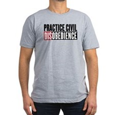Practice Civil Disobedience T