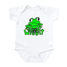 Wibbit Frog Infant Bodysuit