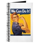 We Can Do It Poster Journal