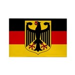 GERMANY Rectangle Magnet (100 pack)