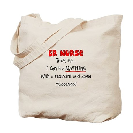 Clinical Nursing Instructor Tote Bag