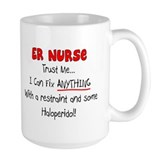 Clinical Nursing Instructor Coffee Mug
