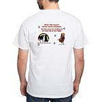 CCA Sierra White T-Shirt