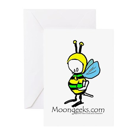 Buzz Greeting Cards (Pk of 10)