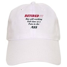 Ass Pain ret Baseball Cap