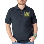 Red Oak Vigilantes Organic Kids T-Shirt (dark)