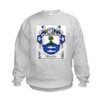 Woulfe Family Crest Kids Sweatshirt