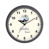 Isetta Wall Clock