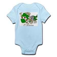 O'Kieran Family Crest Infant Creeper