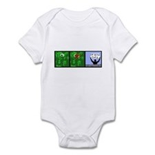 I'm with CoCo Infant Bodysuit
