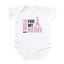 I Walk for my Mother Infant Bodysuit