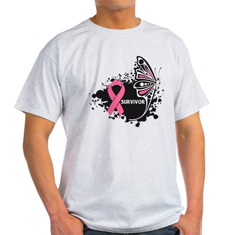 BreastCancerSurvivor Light T-Shirt