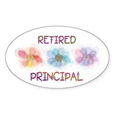 Retired Teacher II Decal