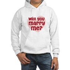 Will You Marry Me? Hoodie Sweatshirt