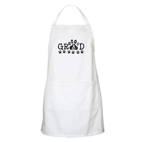 Grad 2010 Paws Apron