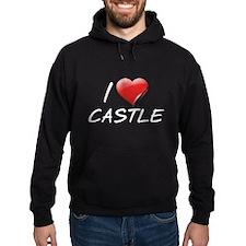 I Heart Castle Hoodie (dark)