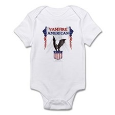 Vampire American Infant Bodysuit