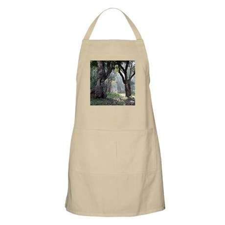 Trees of the Forest BBQ Apron